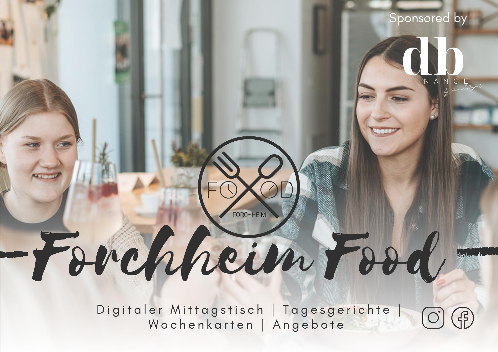 ForchheimFood Plakat